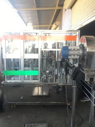 Automatic Mineral Water Packaging Machine