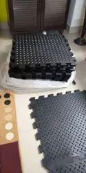 Gym Tiles/Gym Floor Mat (Interlocking) Mini Deck Plate