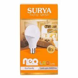 Ceramic Cool daylight 7 W Surya Neo LED Bulb