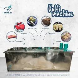 12 Moulds Kulfi Making Machine