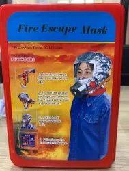 Saver Aluminised XHZLC40 Aluminized Fire Escape Mask, Filter