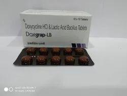DOXYCYCLINE HYDROCHLORIDE 100MG