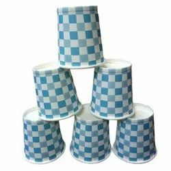 Printed 100 Ml Disposable ITC Paper Cup, Packet Size: 50 Piece