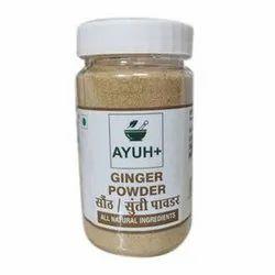 Ayuh Plus Organic Ginger Powder, Dry Place, Packaging Size: 100g