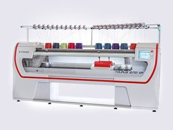Hosiery Flat Knitting Machine