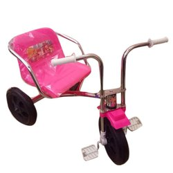Pink Polo Model Kids Tricycle