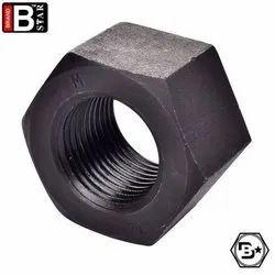 Hexagonal Mild Steel 7/16 Industrial MS Hex Nut