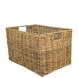 Handmade Rattan Aladdin Basket