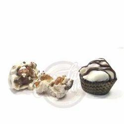 Milk Chocolate Dry Fruit Ladoo