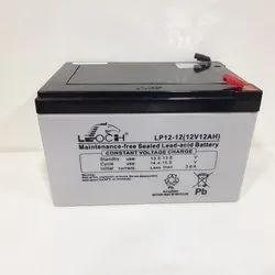Leoch 12v x 12ah Battery