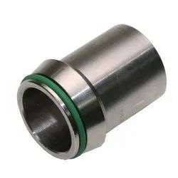 1/2 inch Buttweld SS Weld Nipple, For Gas Pipe