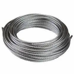 Rope in EOT Crane
