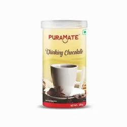 Puramate Drinking Chocolate Powder, Packaging Size: 100 G, Packaging Type: Sprinkle Can