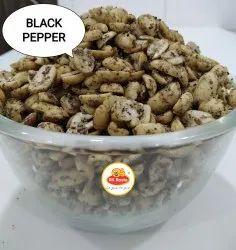 BLACK PEPPER PEANUTS (SPLIT)