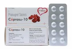 Prasugrel 10 MG