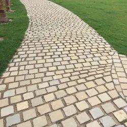 Beige Sandstone Cobbles