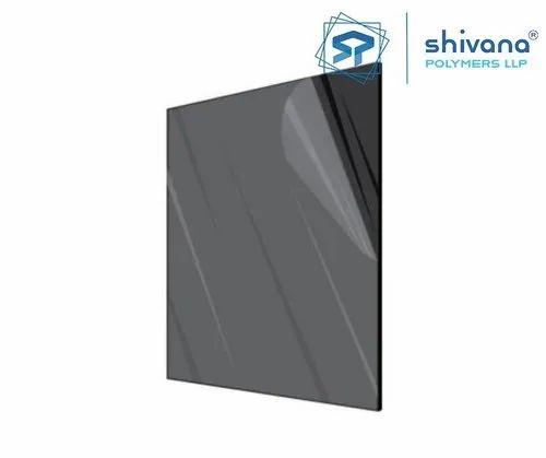 Black Acrylic Sheet