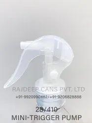 28/410 Mini Trigger Spray Pump