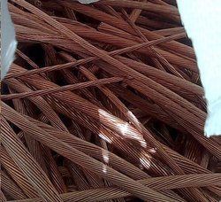 99.90 % Red Copper Millberry Scrap Copper Millberry Scrap, For Electric Wire, Packaging Size: Loose