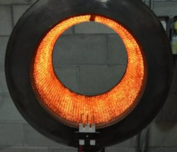 Cylindrical Gas Infrared Burners