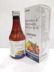 Multivitamin Multimineral With Zinc Syrup