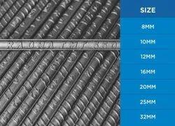 Iron 12mm Radha TMT Bars, For Construction, Grade: Fe 500D