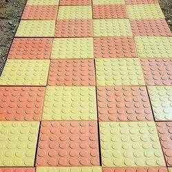Dotted Outdoor Floor Tiles