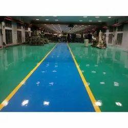 Industrial Epoxy Polyurethane Flooring Service