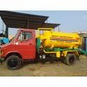 MS Sewage Suction Truck