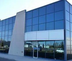 Aluminium facade Work