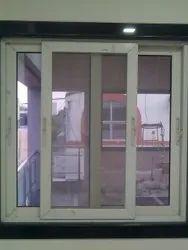 Aluminium Dumal Sliding Window