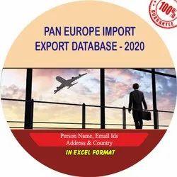 Pan Europe Database