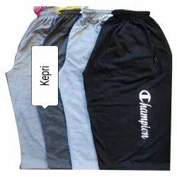 Cotton Mens Casual Wear Capri