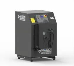 Nardi-High Pressure Breathing Air Compressor With Silant Canopy