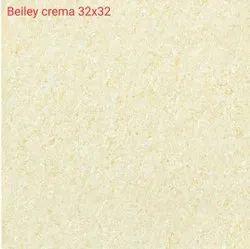 32 x 32 Inch Baileys Crema Floor Tiles