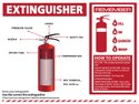Abc Powder Type Fire Extinguisher Refilling Capacity-06kg