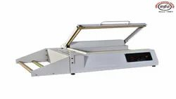 Sevana MS Tabletop L Sealer, For Shrink Wrapping, Capacity: 200 pouch per hour