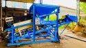 7.5 Hp Inline Rotary Sand Screening Machine, Capacity: 15-20 Ton