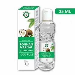 Ultra Fine Roghan Nariyal 25 ML (Coconut Oil)