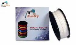 PLA Ithink3dp High Tech 3d Printing Premium Quality Filament. White