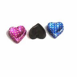 Valentina Dark Jelly Hearts Shape Milk Chocolate