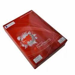 White plain copier paper, Packaging Size: Box, Size: A4