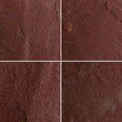 Chocolate Slate, Slabs, Thickness: 25 Mm