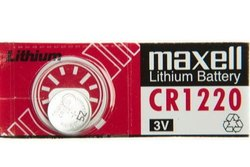 CR1220 Maxell And Panasonic Original Battery Full Range In Stock