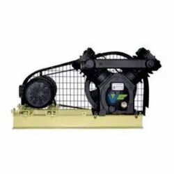 Single Stage Air Cooled Dry Vacuum Pump