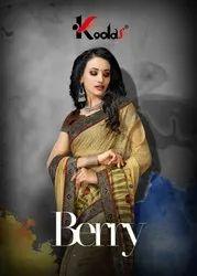 Kodas Berry Heavy Brasso Saree Catalog Collection