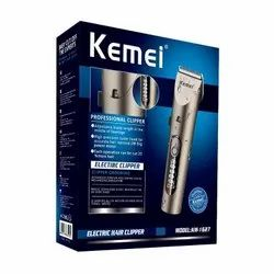 Kemei km-1627 Rechargeable Electric Hair Trimmers