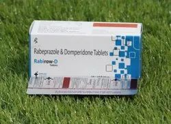 Rabeprazole And Domperidone Tablet