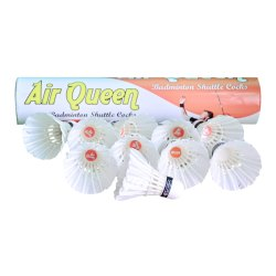 Air Queen Badminton Shuttlecock