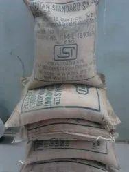 Standard Sand, For Construction, Packaging Size: 25kg